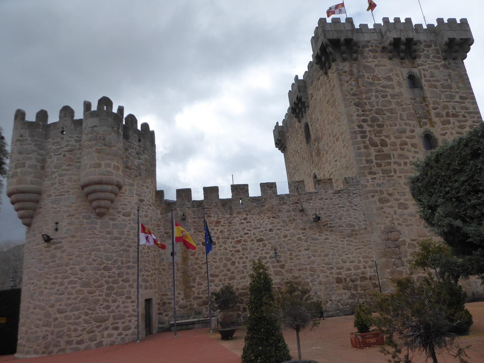 Casa rural Avila Gredos Castillo de Sancho Estada