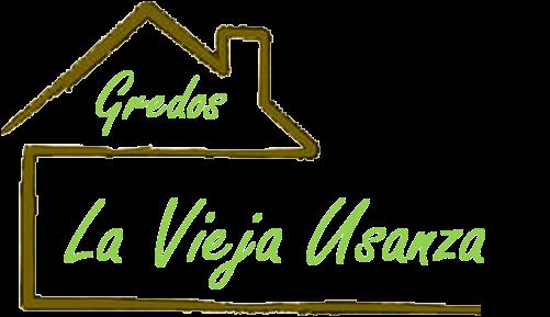 Casa rural Avila Gredos La Vieja Usanza Familias mascotas grupos eventos logo