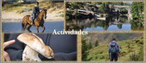 Casa rural cerca de Madrid, mascotas, grupos, familias Actividades en el entorno de La Vieja Usanza algunas Gratis
