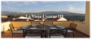 Casa Rural en Gredos Avila El Balcón de La VIeja Usanza III
